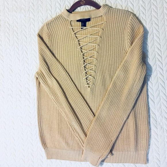 750bad59c Forever 21 Sweaters